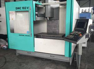 Used Deckel Maho DMC 103V CNC Vertical Machining Centre