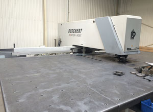 Boschert Easy Line 1500 Rota Punching machine / nibbling machine with CNC