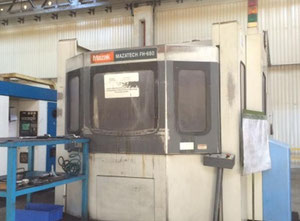 Mazak FH 680X Machining center - horizontal
