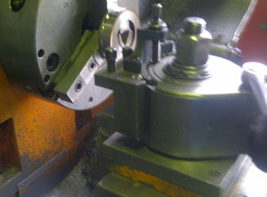 Heidenreich & Harbeck turning lathe