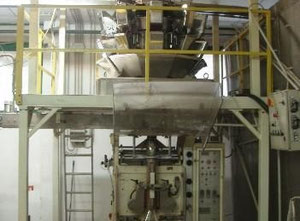 Complete plant Ishida - Miscellaneous packaging machine