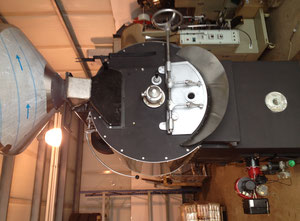 Used Sheffild Italy 120 Coffee roaster