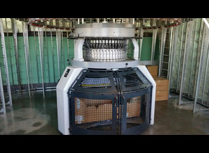 Used Mayer & Cie Relanit 1.6 R Circular knitting machine
