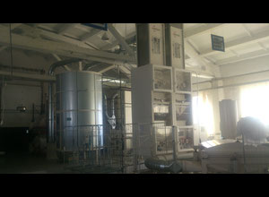 Masias Maquinaria, Spain Ball fibre forming and pillow filling line