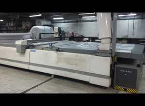 Used Investronica CV070 Automated cutting machine