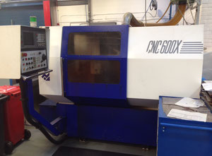 Rollomatic CNC600X grinding center