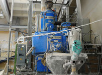 Zipellin НМ600/1750 Extrusion - Twin screw extruder