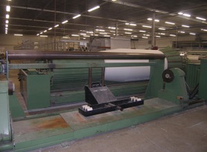 VTA HE500 Sectional warping machine