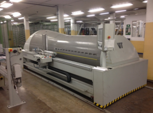 VTA NC850 Sectional warping machine