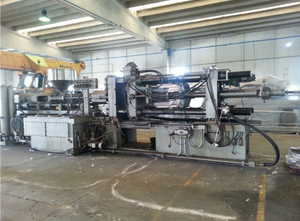 Used BMB 600 Injection moulding machine