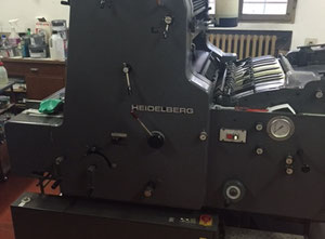 Heidelberg MOE Offset one colour