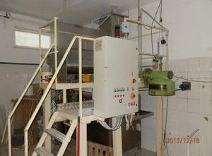 Komple makarna veya pizza üretim hattı Taliansko Sahrp mod. SP 300/P