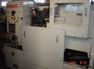 "Wickman 1""-6 Multispindle automatic lathe"