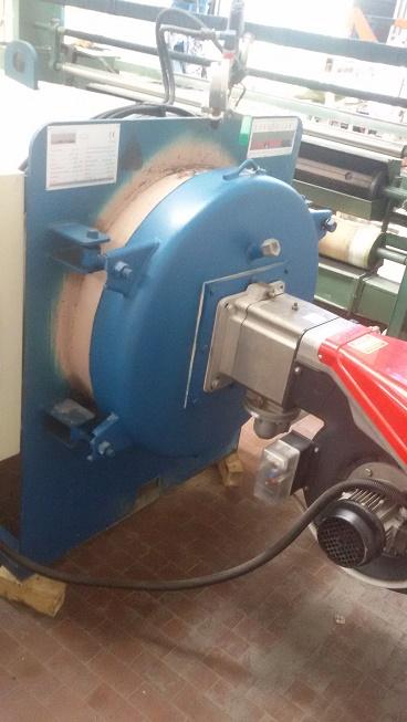 Caldaia usata euroboiler garioni gmt 800 macchinari usati for Caldaia a nocciolino usata