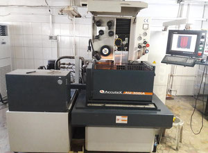 Accutex AU300-İA Wire cutting edm machine
