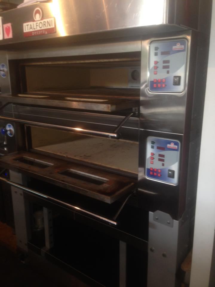 Italforni Pesaro Ec8 I Dde Pizza Oven Exapro