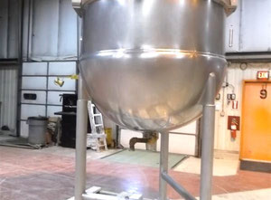 Lee 500 gallon dual motion kettle