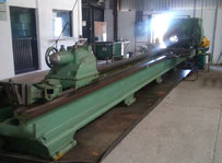 Axelson 1989 vertical turret lathe