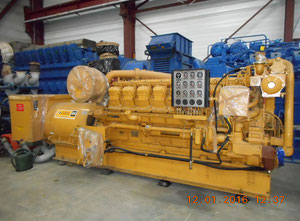 Caterpillar 3516 STD Generator set