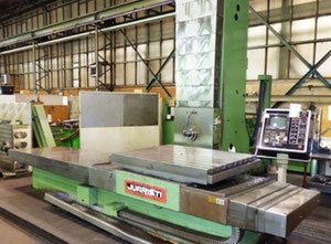 Juaristi TS-1-6 Table type boring machine CNC