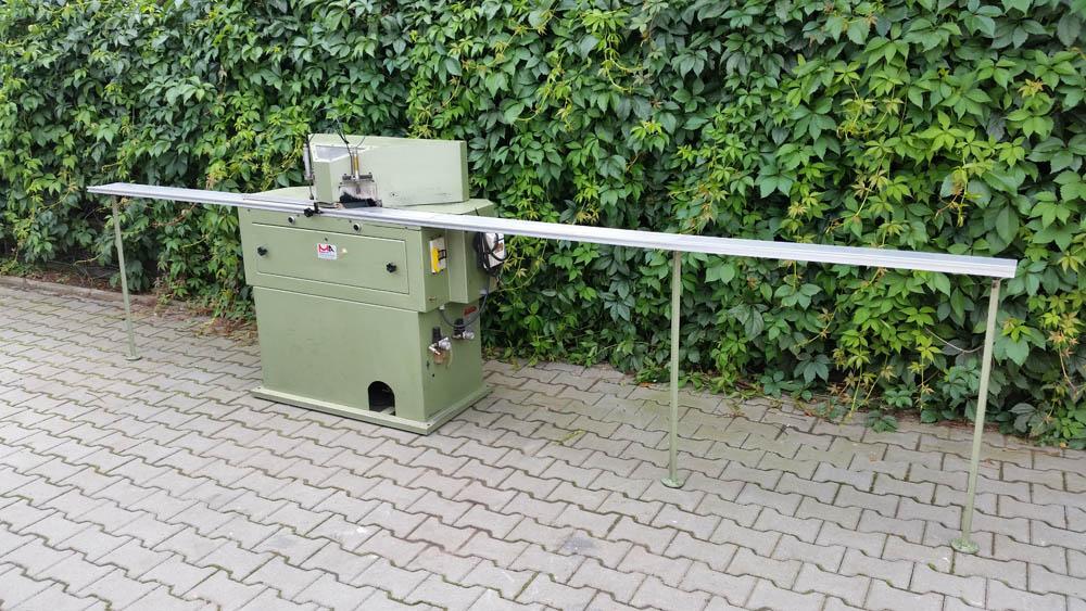 Double Cross-Cut cross cut Saw Alfamachine T300 for wood ...