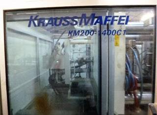 Krauss Maffei KM 200 - 1400 C1 P60720045