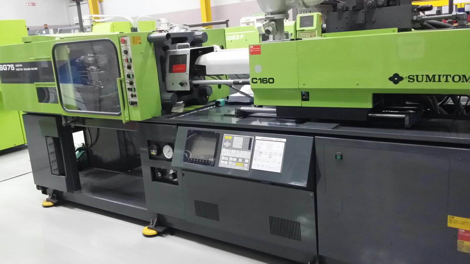 Sumitomo Sg 75h Injection Moulding Machine Exapro