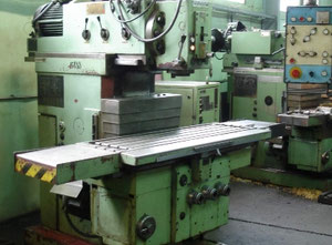 TOS FGSV 32 vertical milling machine