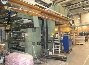 Flexotecnica In-line stack flexo printing machine
