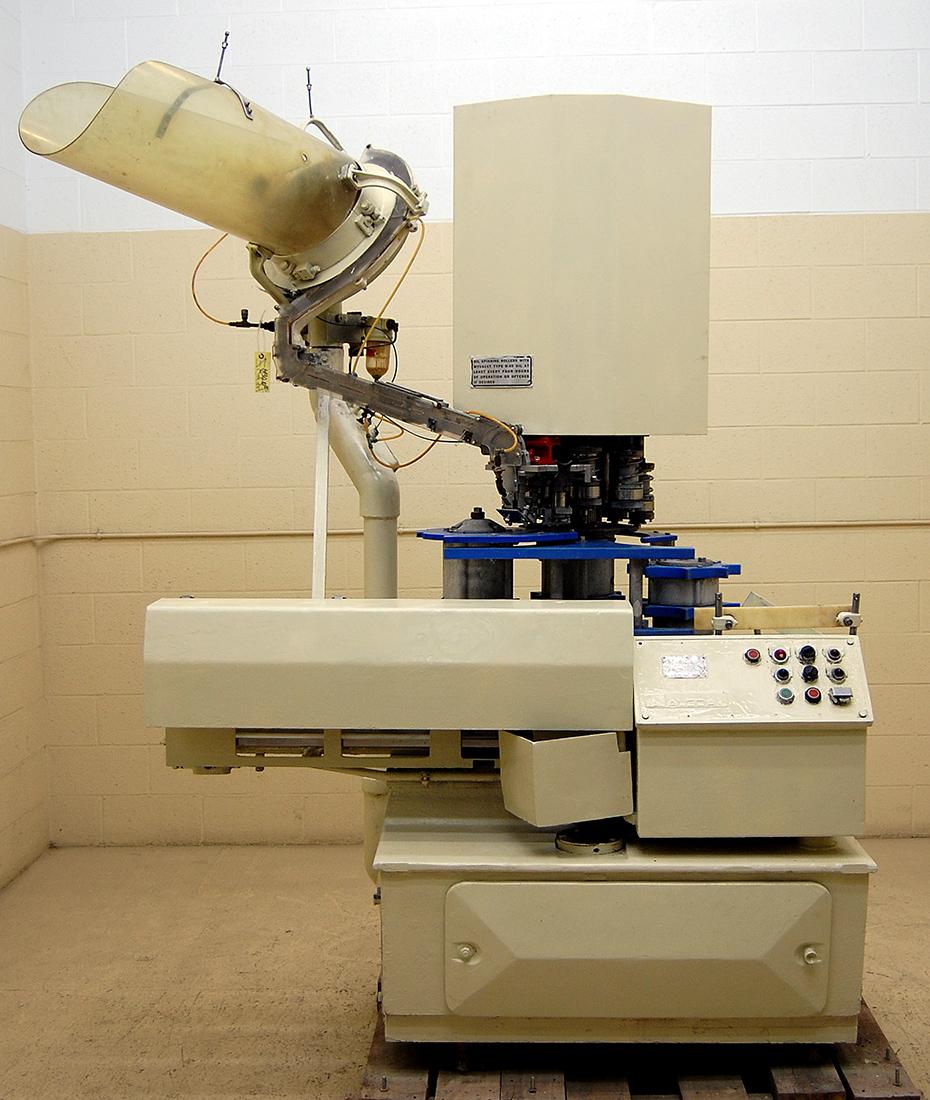 Used Alcoa 212 8 Crimping Machine Capper Crimping