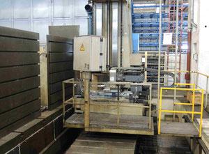 Used TBT TE 30-500 CNC Deep hole drilling machine