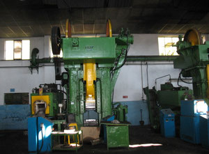 Ficep 360 ton Screw press