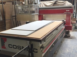 Used Holz-Her Cosmec Conquest 255 Router