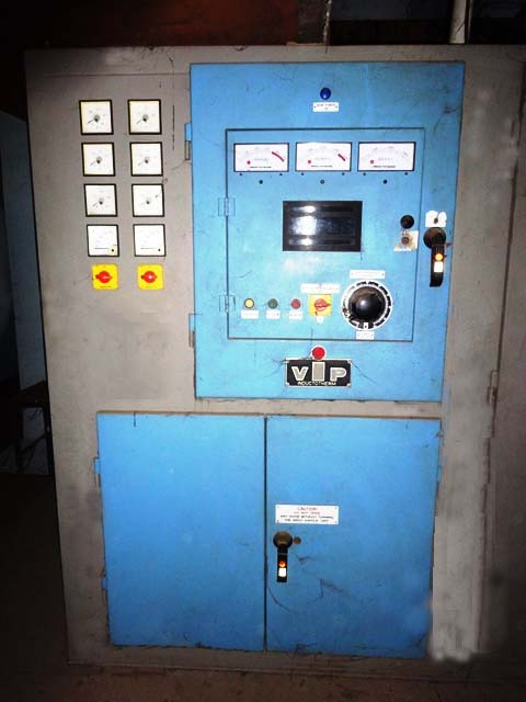 Inductotherm 3250 Kw 8 Ton Induction Furnace Exapro