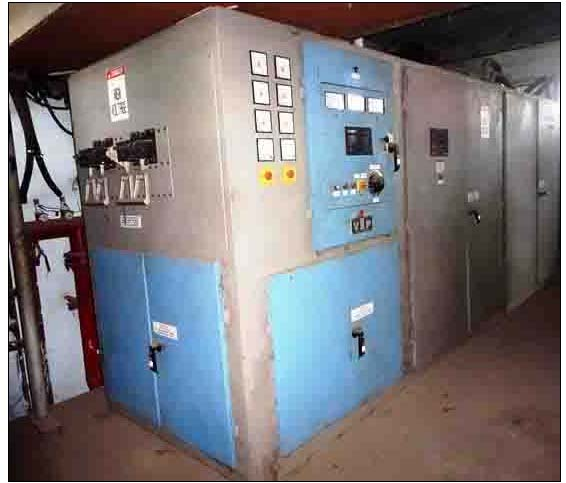 Inductotherm 3250 Kw - 8 Ton Induction Furnace