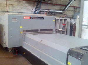 Mazak Mazak Super Turbo X-48 Mark Laserschneidmaschine