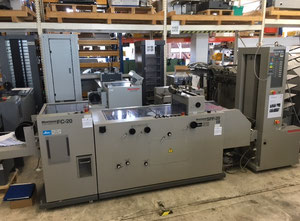 Horizon MC-80a SPF-20 FC-20 saddle stitcher