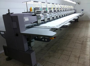 Zsk 700/400 Multi-heads embroidery machine