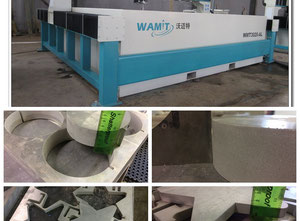 Maquina de corte con agua alta presion Channel Ark Technology Development Limited WMT3020-AL