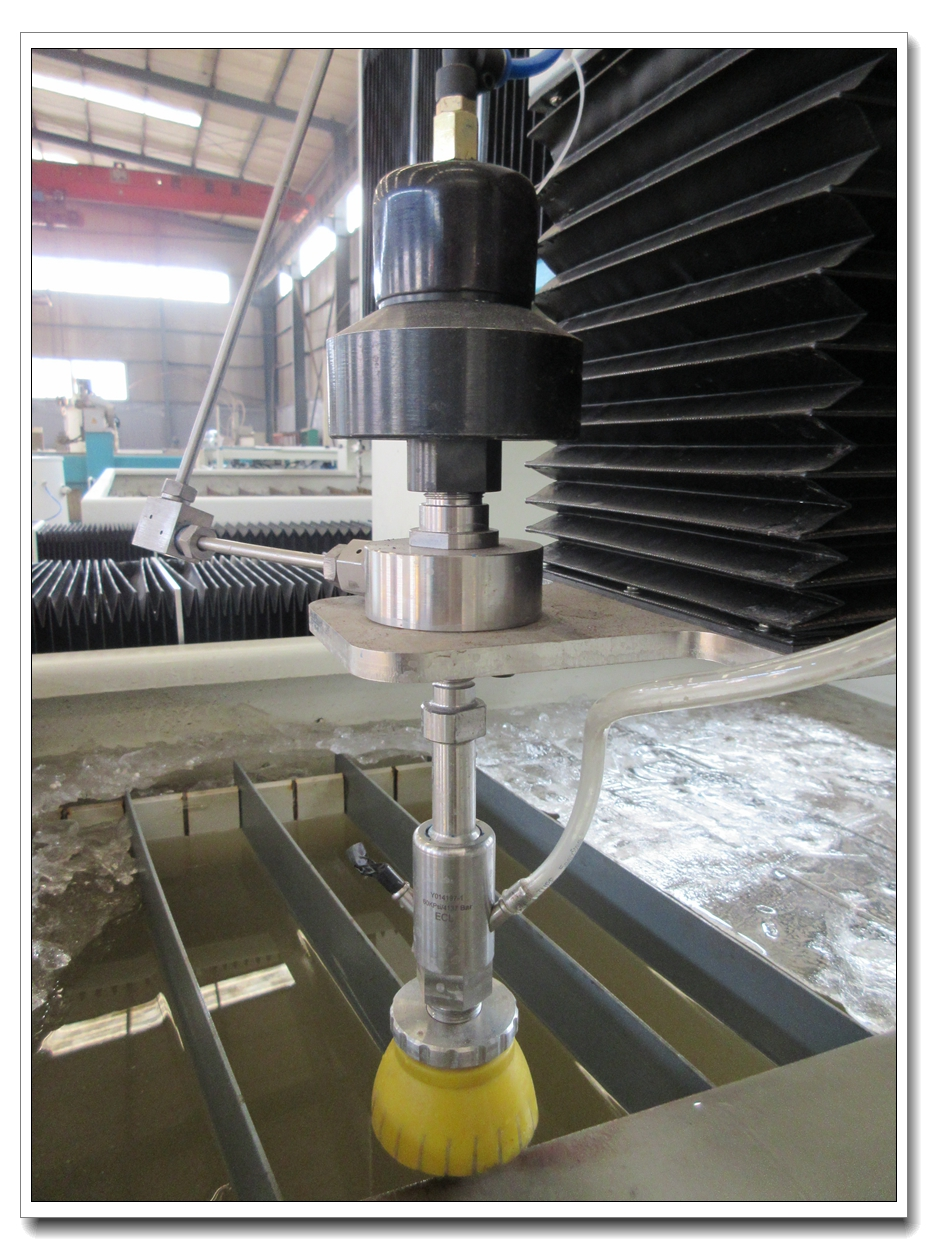 Maquina de corte con agua alta presion wamit wmt3015 al - Maquina de agua a presion ...