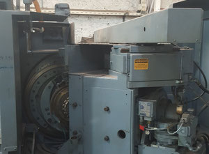 Gleason 642 G-PLETE Horizontal gear hobbing manual machine