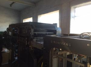 Maszyna sztancująca Crosland AVTOPLATEN