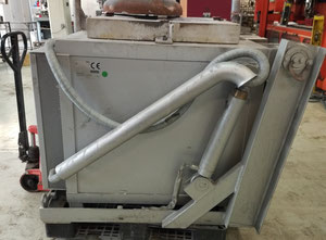 Nabertherm K40/13 Foundry Furnace -08