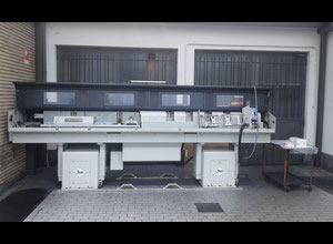 Top Automazioni X-FILE Bar feeder