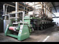 Schiavi Rotojet Web continuous printing press