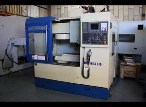 Matchmaker MiniMill 610 cnc vertical milling machine