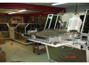 Ciemme FM120 et TL100 Miscellaneous packaging machine