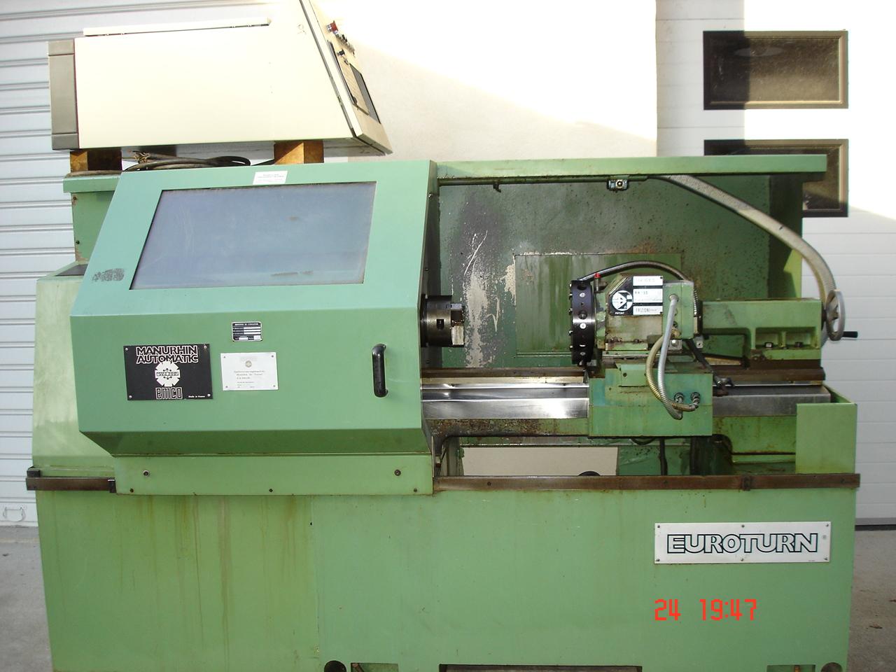 euroturn machine