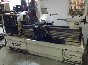 Harrison V390 Centre Lathe -03 1250mm