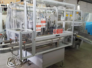 Used CAM AVC Cartoning machine / cartoner - Vertical